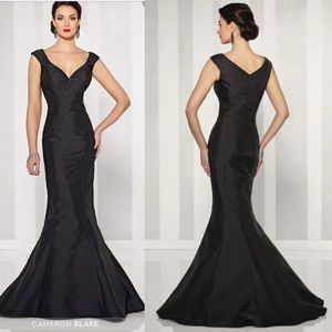 Cameron Blake formal gown
